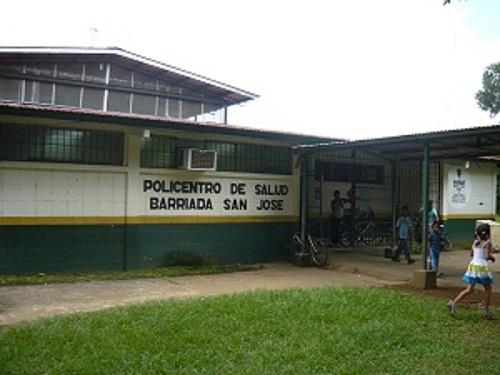 Centro de salud de la barriada San José 2