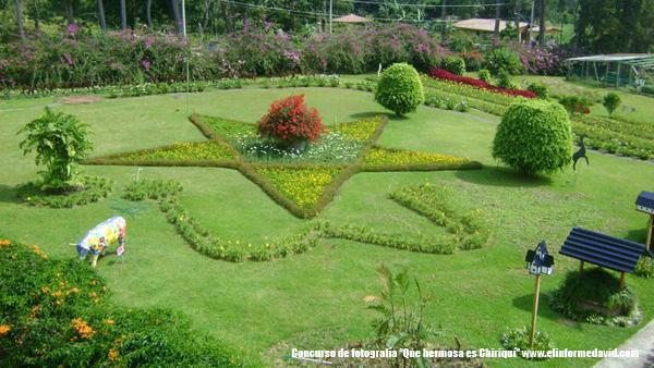 Mi Jardín es su Jardín, Boquete