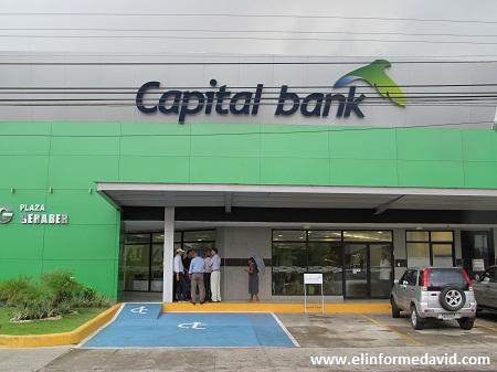 Capital bank un banco para todos los sectores for Sucursales provincia