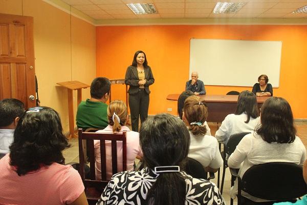 Licenciada Yilka Aguirre Administradora Regional de Chiriquí